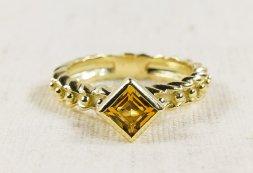citrine-ring