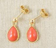 coral-earrings