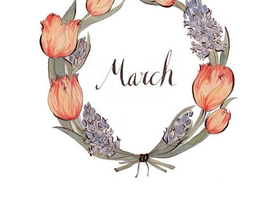 March Fun Facts and Birthstone