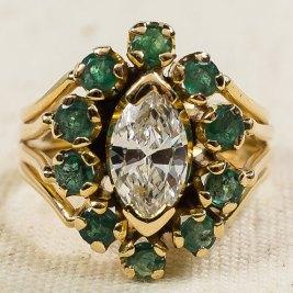emerald ring 2